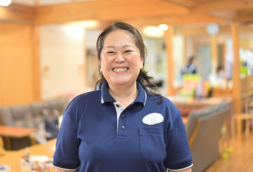 高山 寿子 小規模多機能型すばる 看護職・リーダー 准看護師